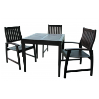 Te-21 Terrace Set (Table + Chairs)